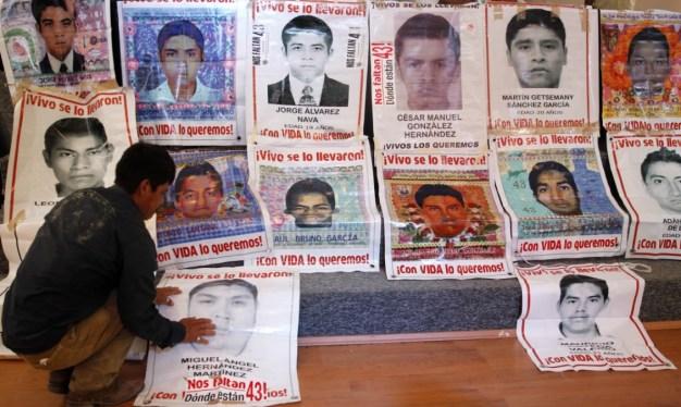 Ayotzinapa: padres exigen nueva investigación