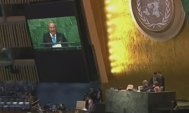 Cuba reacciona a expulsión de diplomátcios en la ONU