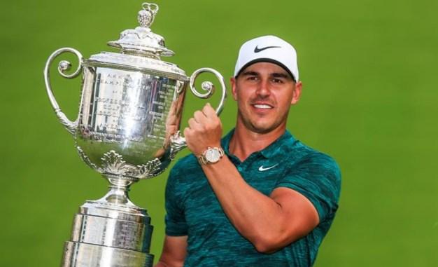 Brooks Koepka conquista el Campeonato de la PGA