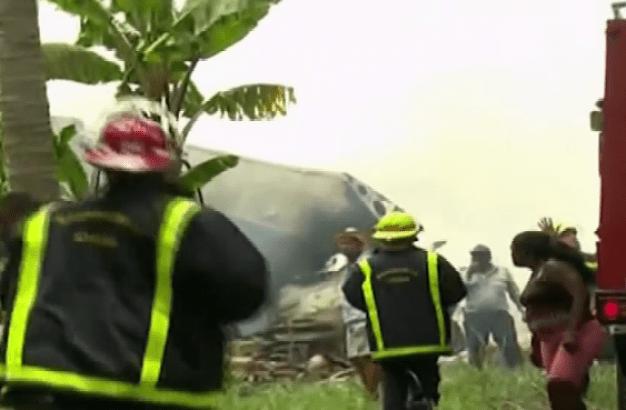 Expertos analizan hechos tras accidente aéreo en Cuba