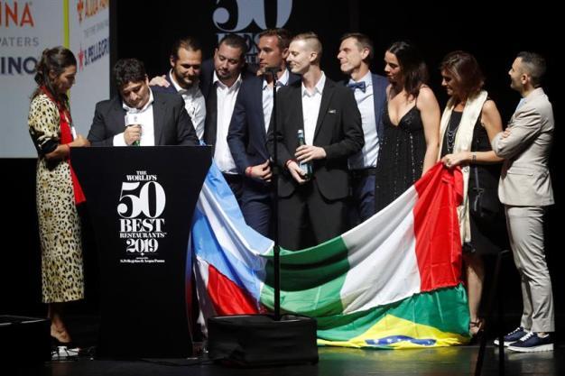 "Latino gana premio al ""mejor restaurante del mundo"""