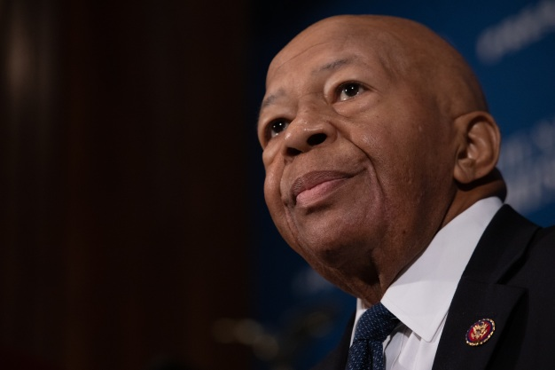 Muere el legislador demócrata Elijah Cummings