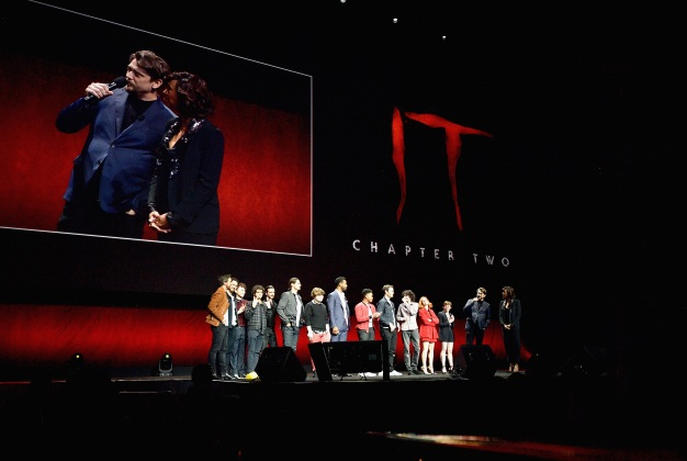 "Elenco de ""It 2"" habla de su intenso rodaje en Comic-Con"
