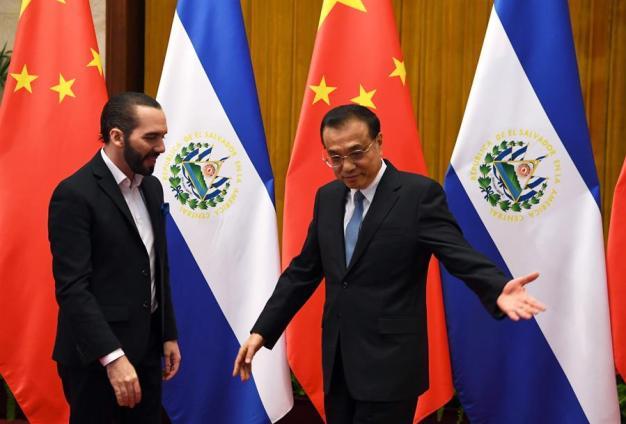 Inversión y cooperación agrícola, prioridades de Bukele en China