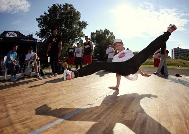 """Revuelo por incluir """"breakdance"""" como deporte olímpico"""