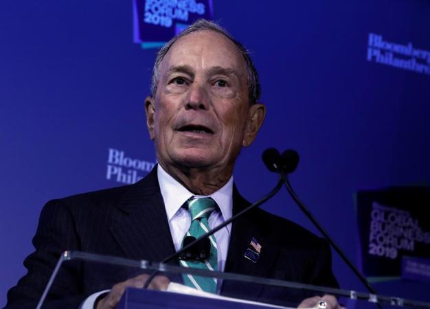 Bloomberg reconoce aporte de los inmigrantes a EEUU