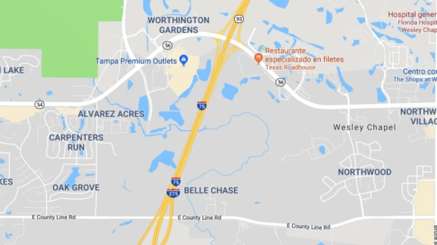 Choque múltiple provoca cierre en la I-75