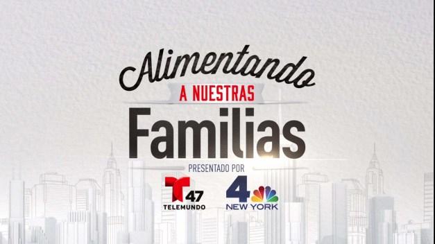 """Únete a la campaña """"Alimentando a Nuestras Familias"""""""