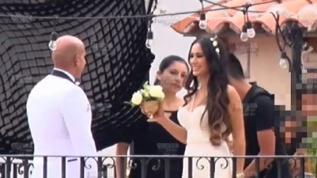 Se casa la hija de Joan Sebastian