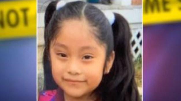 Emiten alerta Amber por niña hispana desaparecida