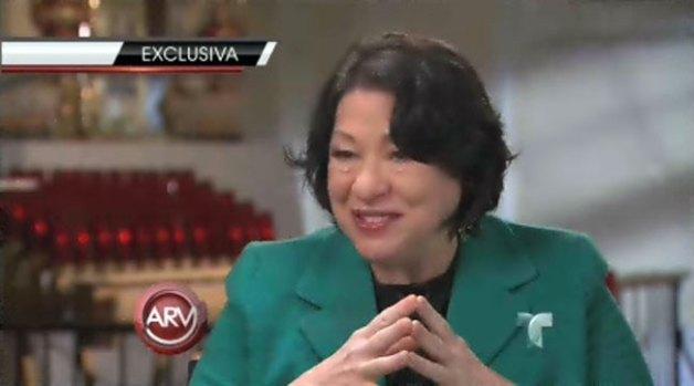 Video: Exclusiva: Sotomayor derramó lágrimas