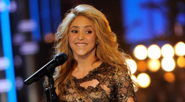 Video: Ahora resulta que Shakira canta mejor