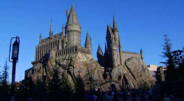 Entramos al mundo mágico de Harry Potter