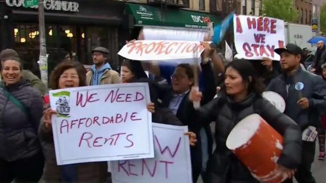 [TLMD - NY] Inquilinos denuncian la pérdida de sus hogares