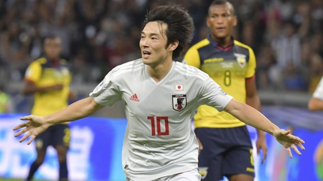 Shōya Nakajima adelanta a Japón que se estaría clasificando
