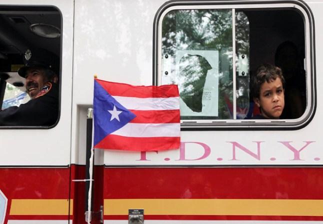 Fotos: Historia de la parada puertorriqueña