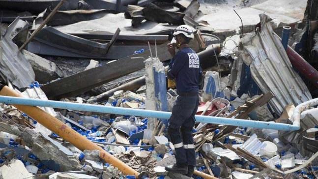 Explosión en fábrica de Santo Domingo: suben a 8 los muertos