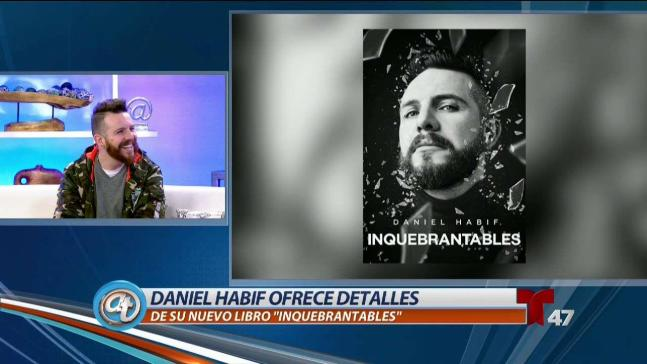 """El conferencista Daniel Habif estrena """"Inquebrantables"""""""