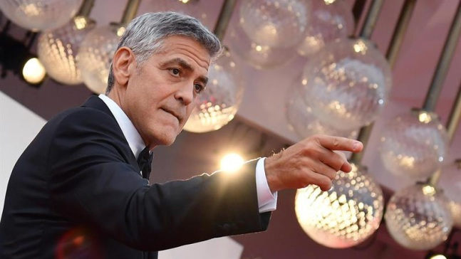 George Clooney prepara serie sobre el escándalo Watergate