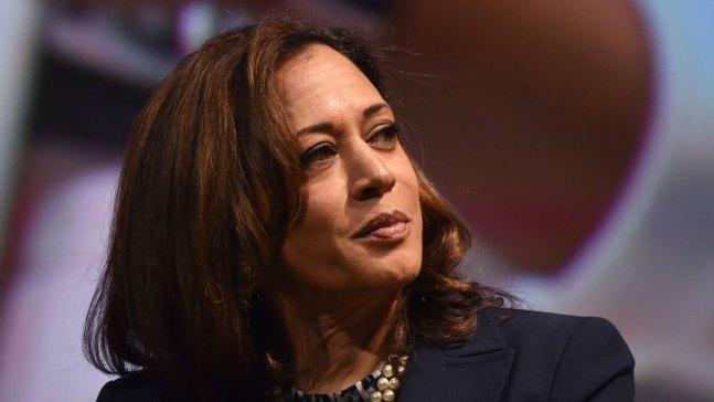 Kamala Harris anuncia candidatura presidencial