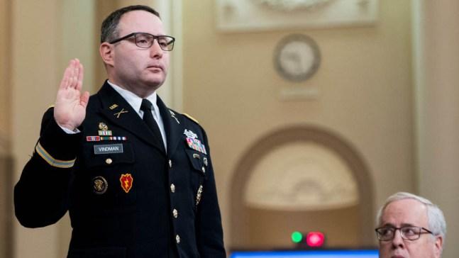 Militar se defiende de ataque republicano en audiencia