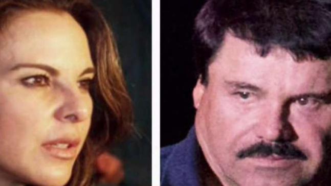"""Kate del Castillo se reuniría con """"El Chapo"""""""
