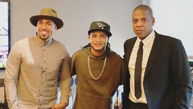 """Romeo y Jay Z estrenan disquera con """"Mozart La Para"""""""