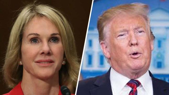 Trump propone a embajadora en Canadá para la ONU