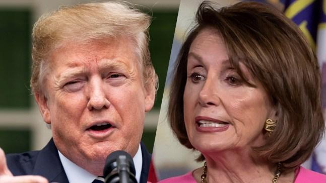 """Cámara Baja condena tuits """"racistas"""" de Trump"""