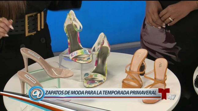 Zapatos que no te pueden faltar esta primavera