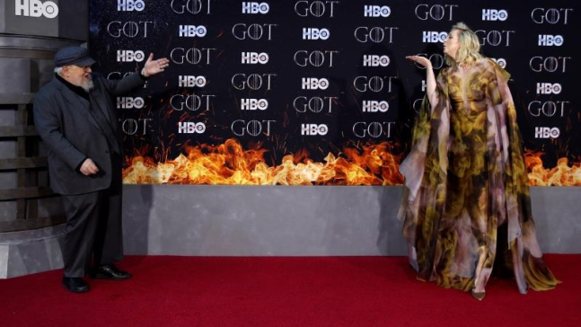"Emmy: ""Game of Thrones"" fija récord de nominaciones"