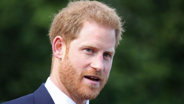 El príncipe Harry comparte una nueva foto de Archie