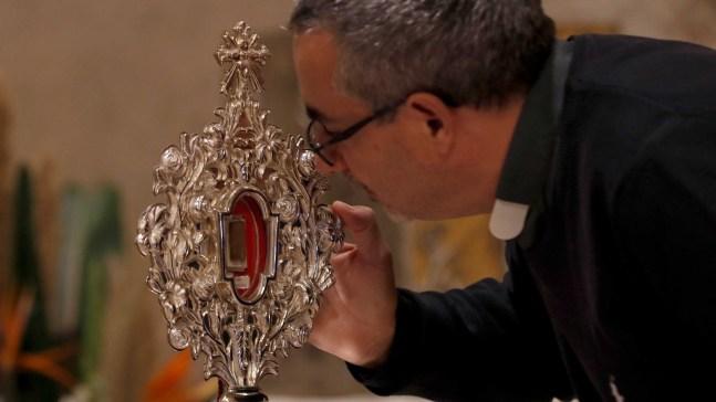 El Vaticano dona parte de la Sagrada Cuna del Niño Jesús