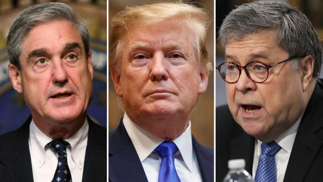 Entre críticas, revelan el reporte editado de Mueller