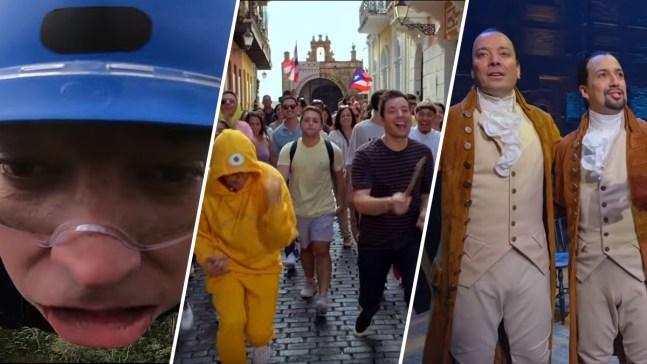Fallon: episodio en Puerto Rico es el mejor de su show