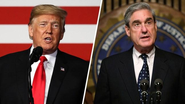 Trama rusa: informe de Mueller está listo y fue entregado