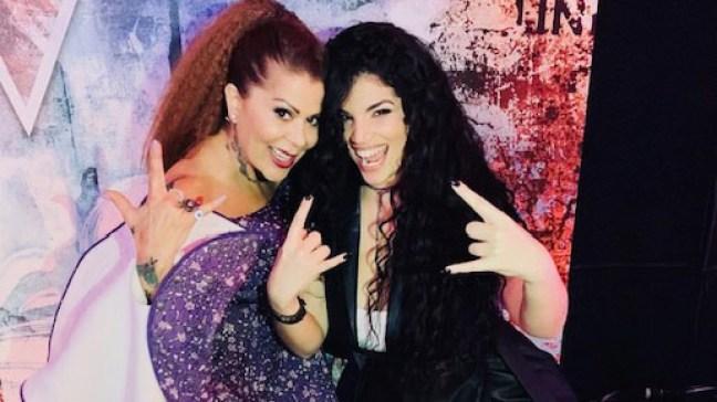"Alejandra Guzmán se lleva de gira a Dunia, de ""La Voz"""