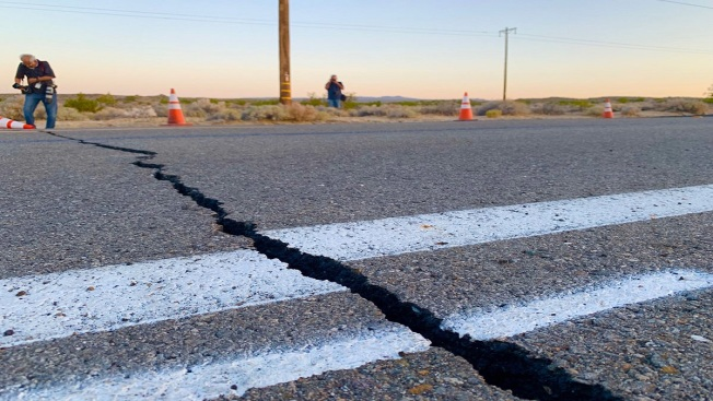 Daño millonario en base militar de California tras sismos