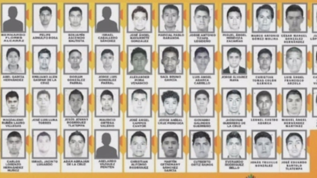 ¿Destrucción de pruebas en caso Ayotzinapa?