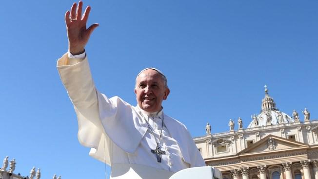 Mira el itinerario del Papa Francisco en EEUU