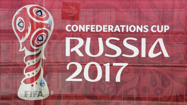 Wílmar Roldán pitará el partido inaugural de la Copa Confederaciones