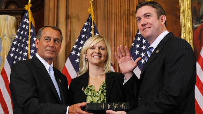 Reporte: FBI investiga esposa de congresista