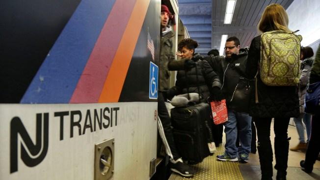 Acuerdo entre la New Jersey Transit  y el sindicato