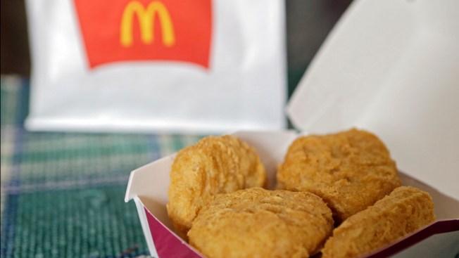 McDonald's cambia la receta de los McNuggets