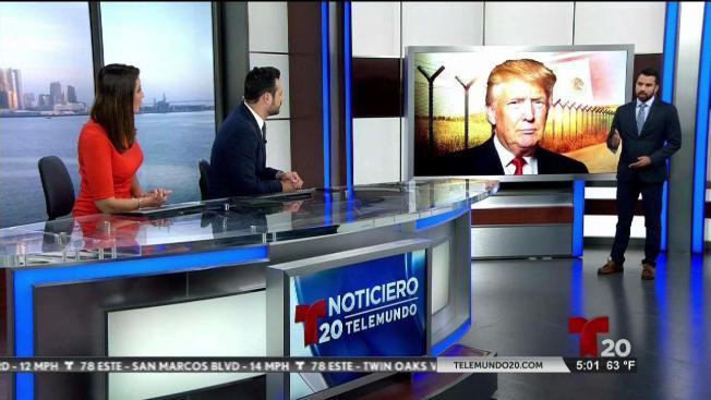 Ante inminente cierre de gobierno, Trump no va Florida