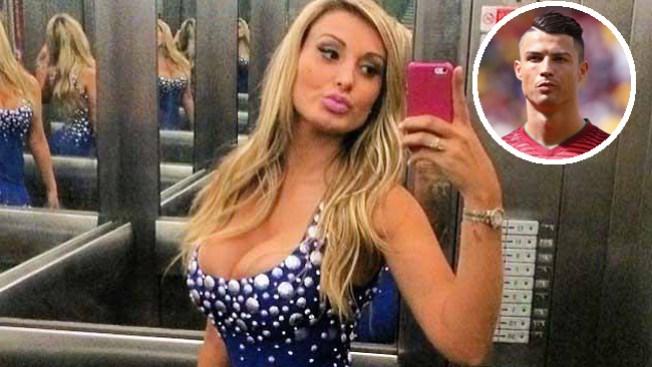 Ex Miss BumBum: Tuve sexo con Ronaldo
