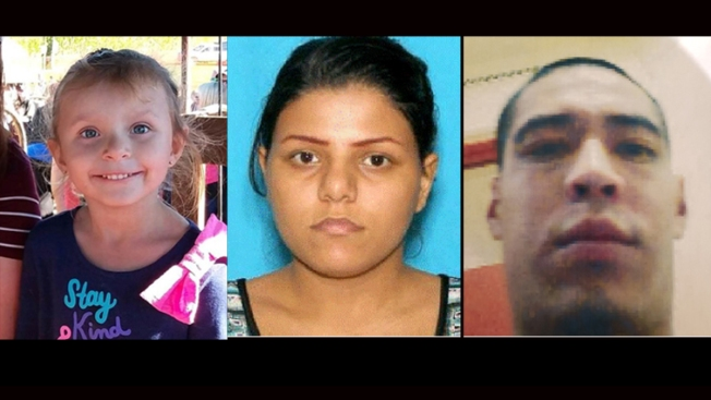 Buscan a niña de 5 años quien podría estar en México o San Diego