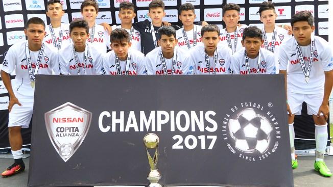 646bf6635a28 Chicago  resultados Nissan Copita Alianza 2017. Alianza de Futbol Hispano