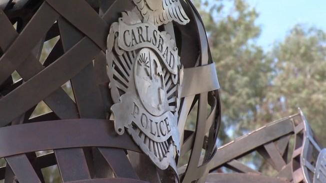 Conductor trata de atropellar a oficial de la policía de Carlsbad durante persecución