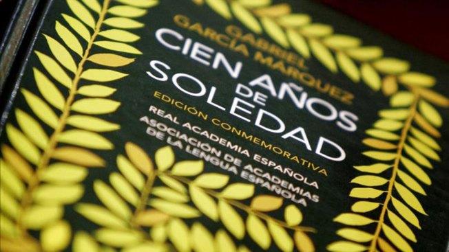 Aparece valioso libro robado de García Márquez